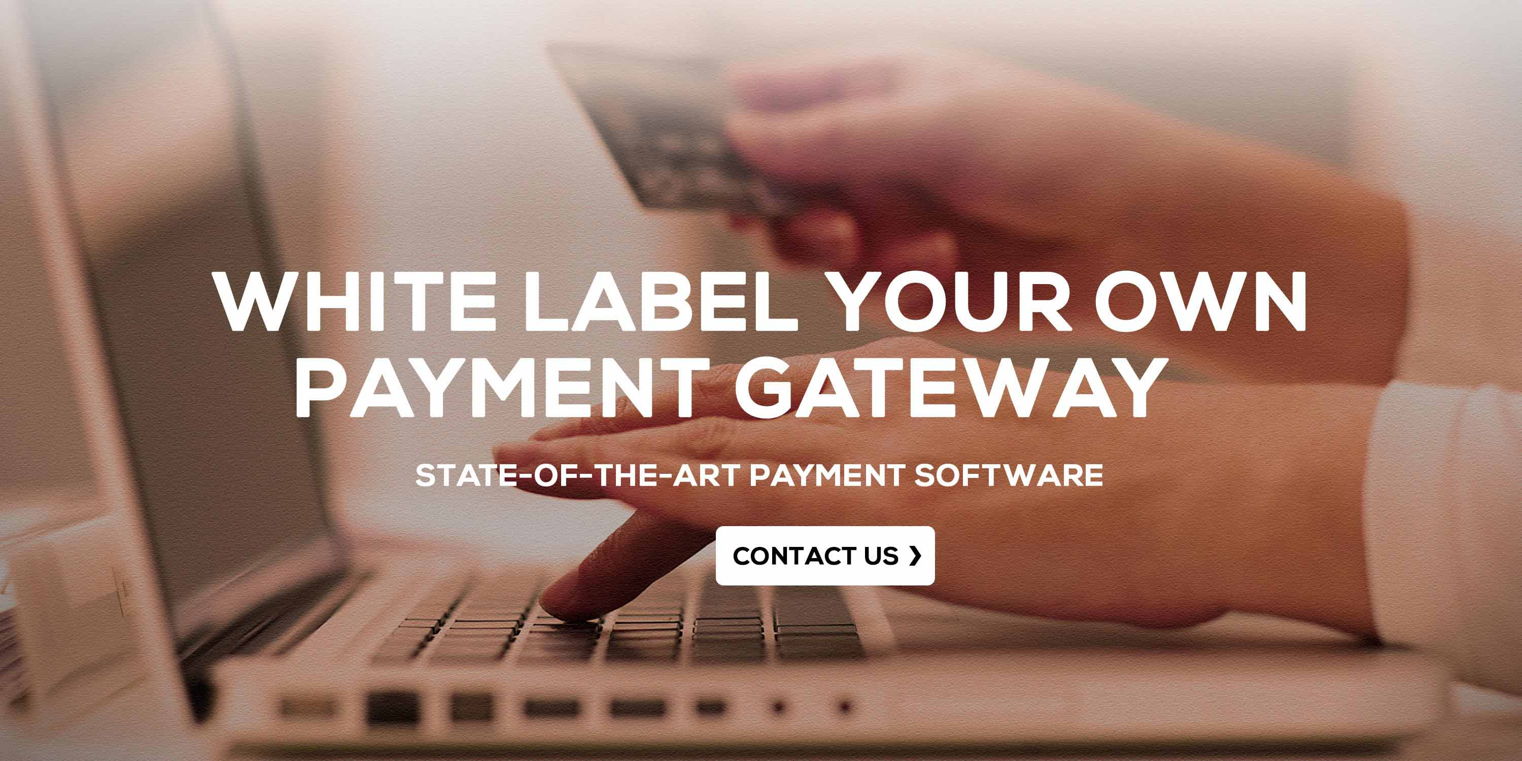 White Label Your Own Payment Gateway